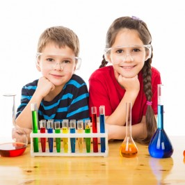 Занимательные эксперименты для детей