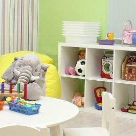 Оснащение детского центра