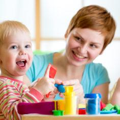 Конспекты развивающих занятий с детьми 2-3 лет
