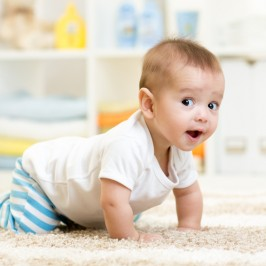Развивающие занятия для самых маленьких детей