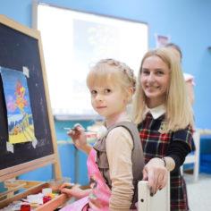 Конспекты для занятий ИЗО с детьми