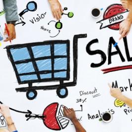 Реклама и продажи в детском центре