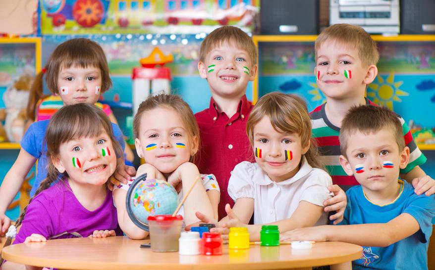Детский лагерь Вокруг света
