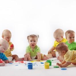 Раннее развитие детей от 1 года до 2 лет