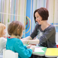 Развивающие занятия с детьми 3-5 лет