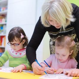 Подготовка к школе 5-6 летних детей