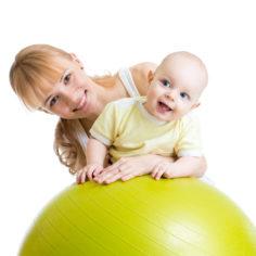 Бэби-фитнес для детей