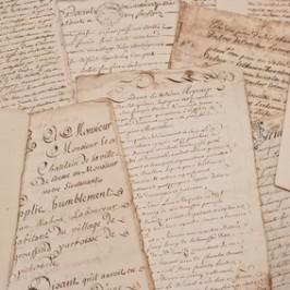 Каллиграфия - обучение красивому почерку