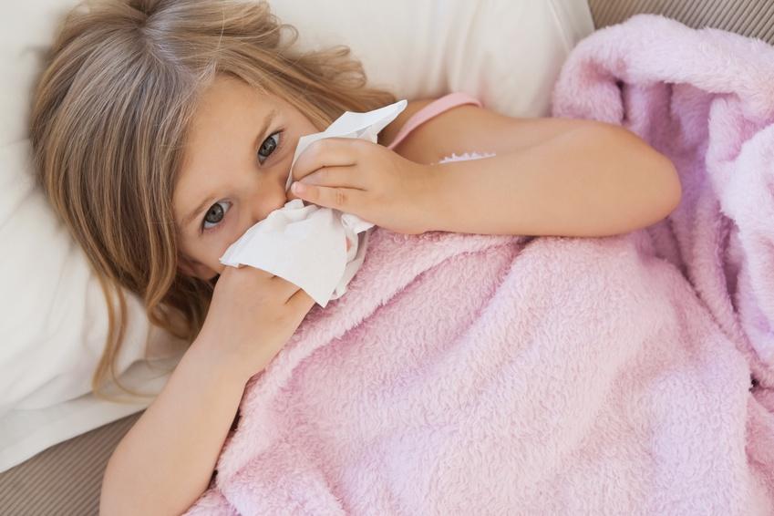 Заболеваемость в детском саду