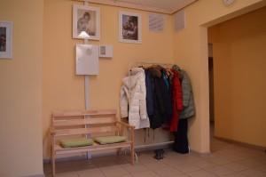 Помещение детского центра после ремонта