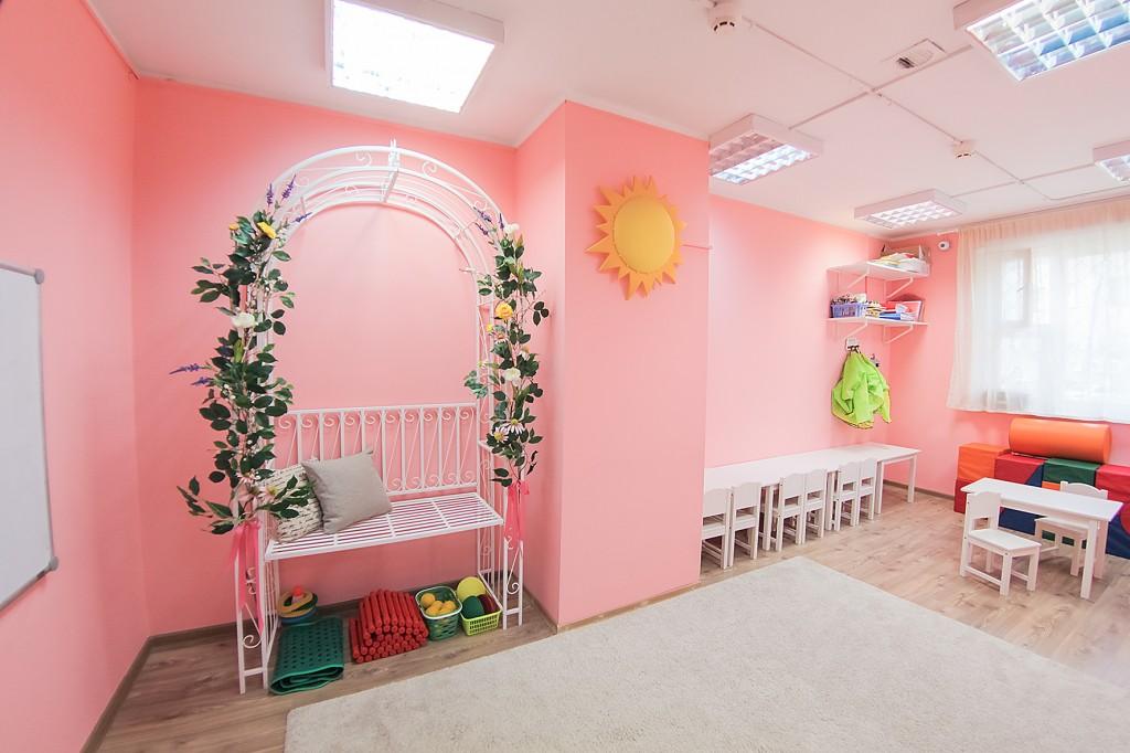 Красивый ремонт в детском центре