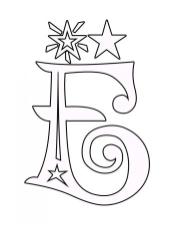 Примеры букв, которые нельзя использовать на занятиях в детском центре