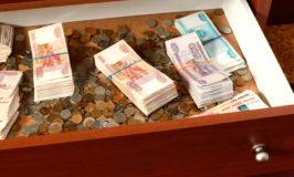 «Тумбочки с деньгами» для детских центров и садов