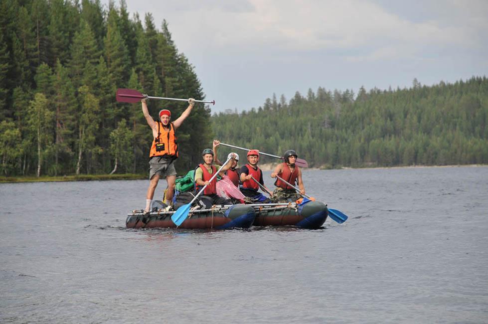 Зачем подростку лагерь в Карелии
