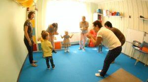 Развивающее занятие с детьми