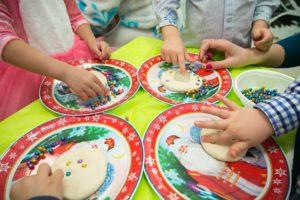 новогодние мероприятия в детском центре