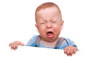 Как справляться с детским плачем