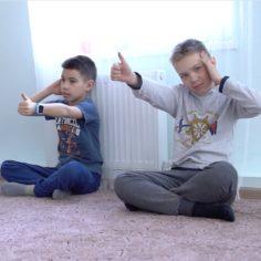 Курс нейрогимнастики для детей 5-11 лет