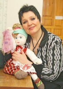 Тамара Ломбина