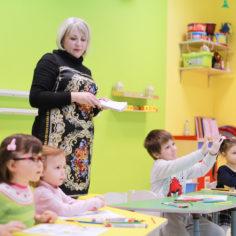 Как набрать 400 детей на подготовку к школе