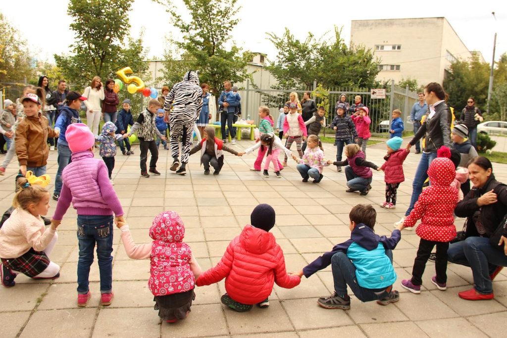 Нужен ли праздник открытия детскому клубу?