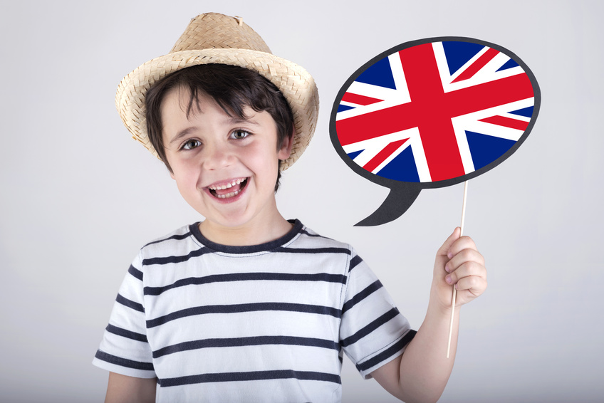 Как учить английскому 3-летних детей