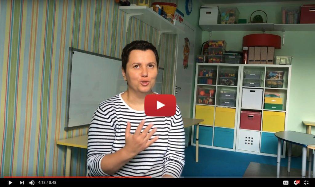 Анна Новик о материалах для конспектов по раннему развитию