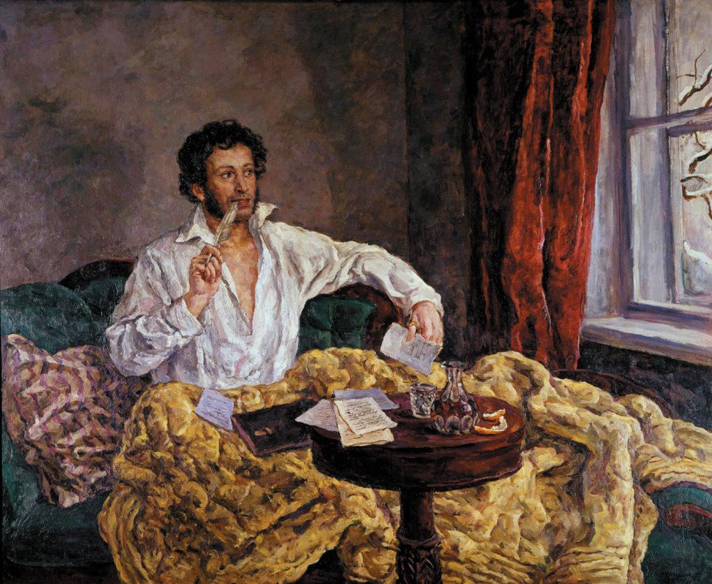 Нужло ли иметь талант Пушкина, чтобы эффективно продавать через текст
