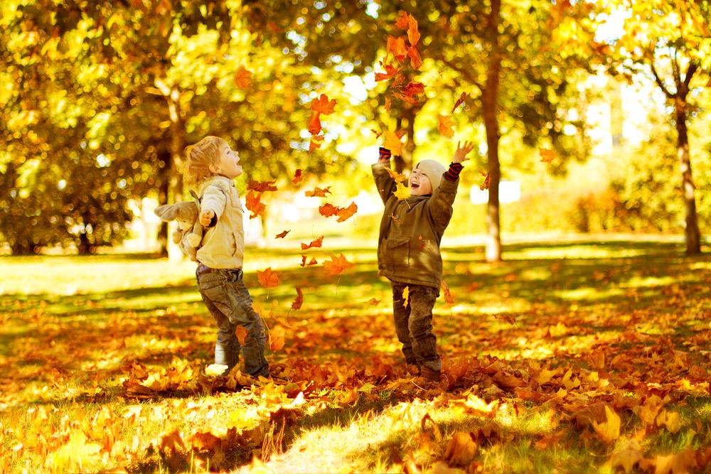 октябрь в детском клубе