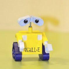 Конспекты по робототехнике. 3D-моделирование робота Валли в программе Tinkercad
