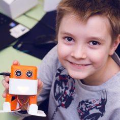 Конспекты по робототехнике. Сборка и программирование танцующего робота Отто