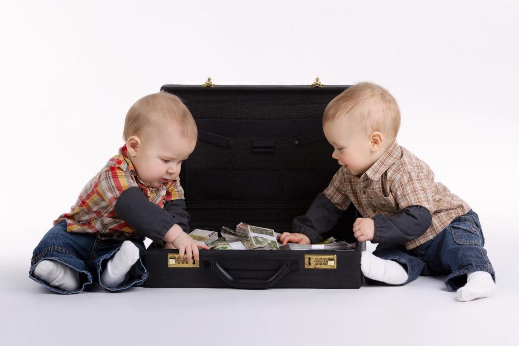 Сколько денег может приносить детский центр