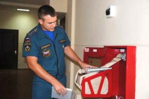 требования пожарных для детских центров