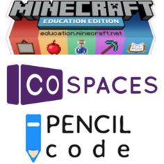 Minecraft-CoSpaces-Pencil-Code