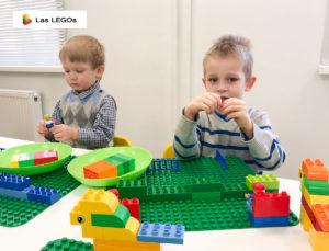 Занятие в Las Legos