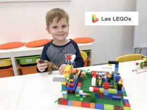 Готовая работа из Лего