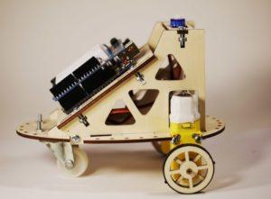 Проект на ардуино: роботизированная платформа с датчиками