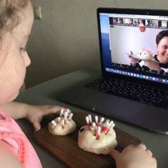 Конспекты для онлайн-занятий с детьми 2.5-4 лет. Анна Новик