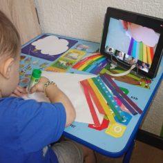 Онлайн-занятия с малышами: как организовать и провести. Вебинар №2