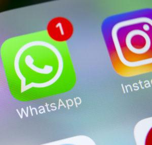 Продажи через WhatsApp и Instagram