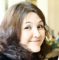 Зарина Ивантер